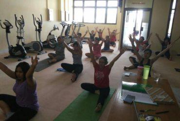 Yoga untuk Karyawan RS Bethesda